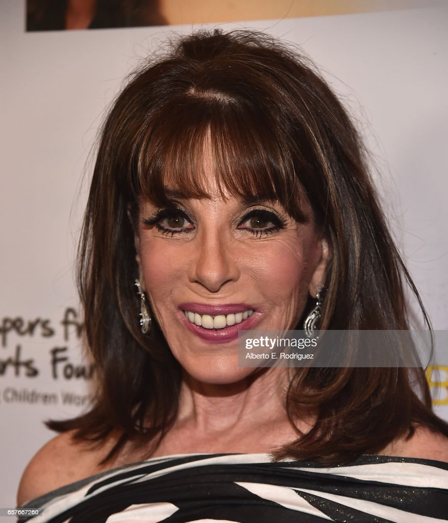Actress Kate Linder attends the 3rd Annual Whispers From Children's Heats Foundation Legacy Charity Gala at Casa Del Mar on March 24, 2017 in Santa Monica, California.