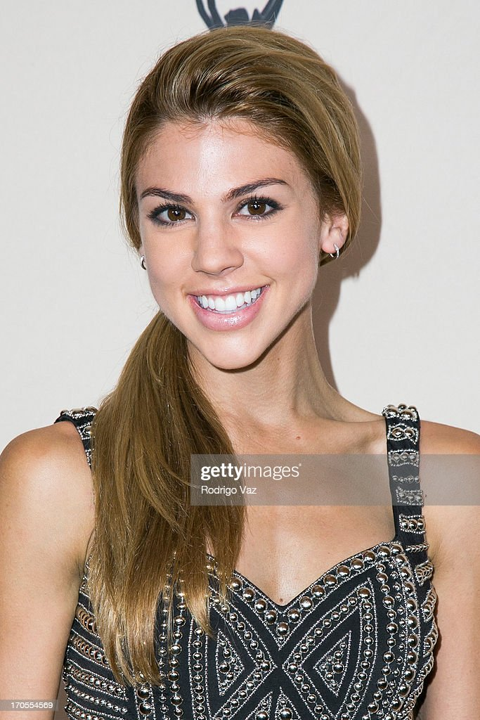 Actress Kate Mansi arrives at the 40th Annual Daytime Emmy Nominees Cocktail Reception at Montage Beverly Hills on June 13, 2013 in Beverly Hills, California.
