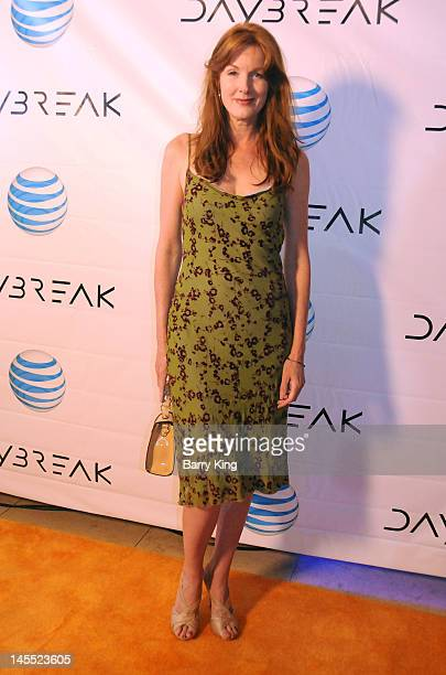 Actress Kate Mansi arrives at the 'Daybreak' Los Angeles Premiere at the Sunset Tower on May 31 2012 in West Hollywood California