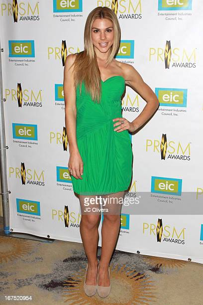 Actress Kate Mansi attends the 17th Annual Prism Awards at Beverly Hills Hotel on April 25 2013 in Beverly Hills California