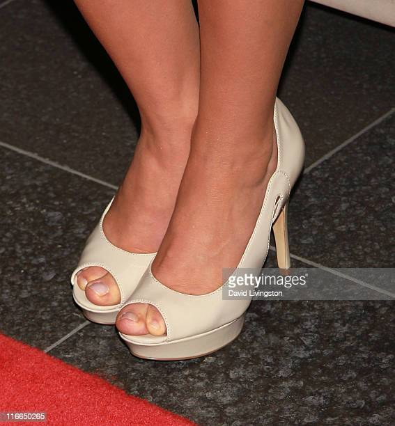 Actress Kate Mansi attends the 2011 Daytime Emmy Awards nominees cocktail reception at SLS Hotel Beverly Hills on June 16 2011 in Beverly Hills...