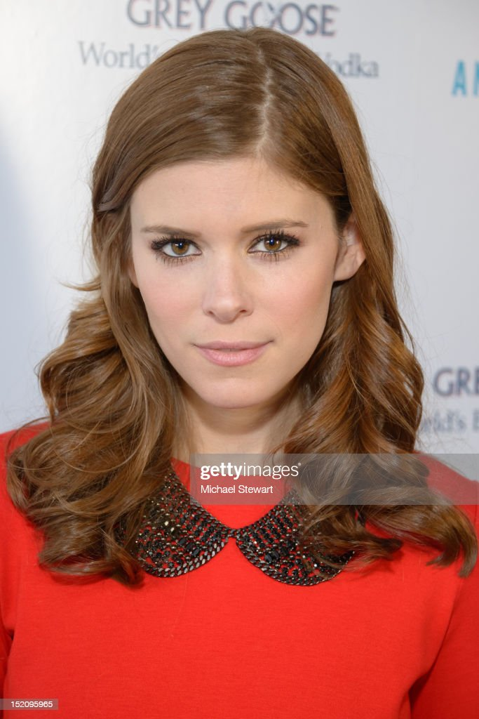 Actress Kate Mara attends '10 Years' New York Brunch Reunion at Hotel Chantelle on September 16 2012 in New York City