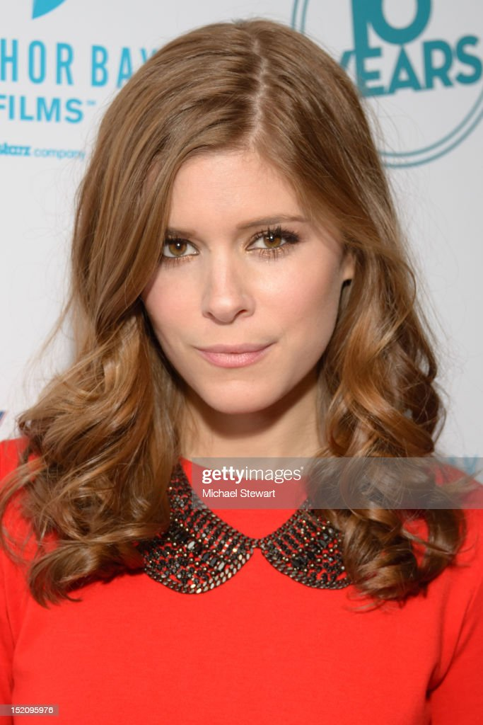 Actress Kate Mara attends '10 Years' New York Brunch Reunion at Hotel Chantelle on September 16, 2012 in New York City.