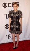 Actress Kate Mara attends American Theatre Wing's 68th Annual Tony Awards at Radio City Music Hall on June 8 2014 in New York City