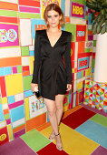 Actress Kate Mara attends HBO's Official 2014 Emmy After Party at The Plaza at the Pacific Design Center on August 25 2014 in Los Angeles California