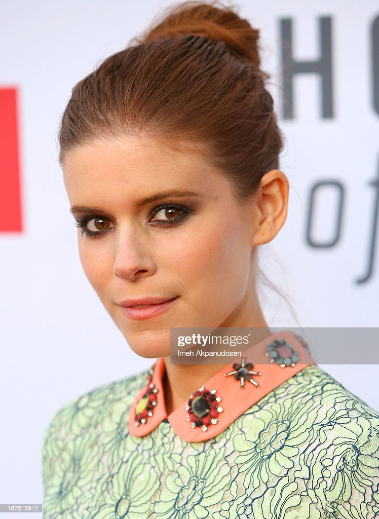 Actress Kate Mara attends Netflix's 'House Of Cards' For Your Consideration Q&A Event at Leonard H. Goldenson Theatre on April 25, 2013 in North Hollywood, California.