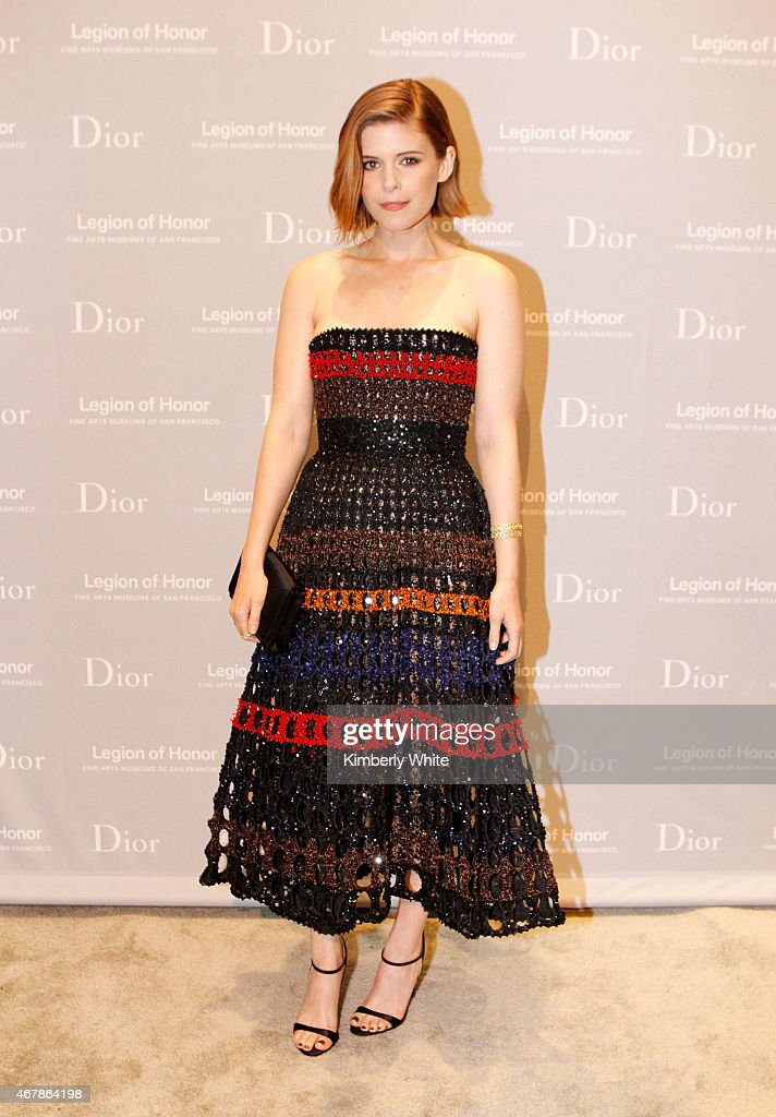 Actress <a gi-track='captionPersonalityLinkClicked' href=/galleries/search?phrase=Kate+Mara&family=editorial&specificpeople=544680 ng-click='$event.stopPropagation()'>Kate Mara</a> attends the 2015 Mid-Winter Gala presented by Dior at Legion Of Honor on March 27, 2015 in San Francisco, California.