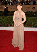 Actress Kate Mara attends The 22nd Annual Screen Actors Guild Awards at The Shrine Auditorium on January 30 2016 in Los Angeles California 25650_015