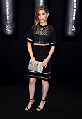 Actress Kate Mara attends the Alexander Wang X HM Launch on October 16 2014 in New York City