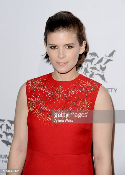 Actress Kate Mara attends The Humane Society of the United States' to the Rescue Gala at Paramount Studios on May 7 2016 in Hollywood California