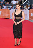 Actress Kate Mara attends the 'Man Down' premiere during the 2015 Toronto International Film Festival at Roy Thomson Hall on September 15 2015 in...