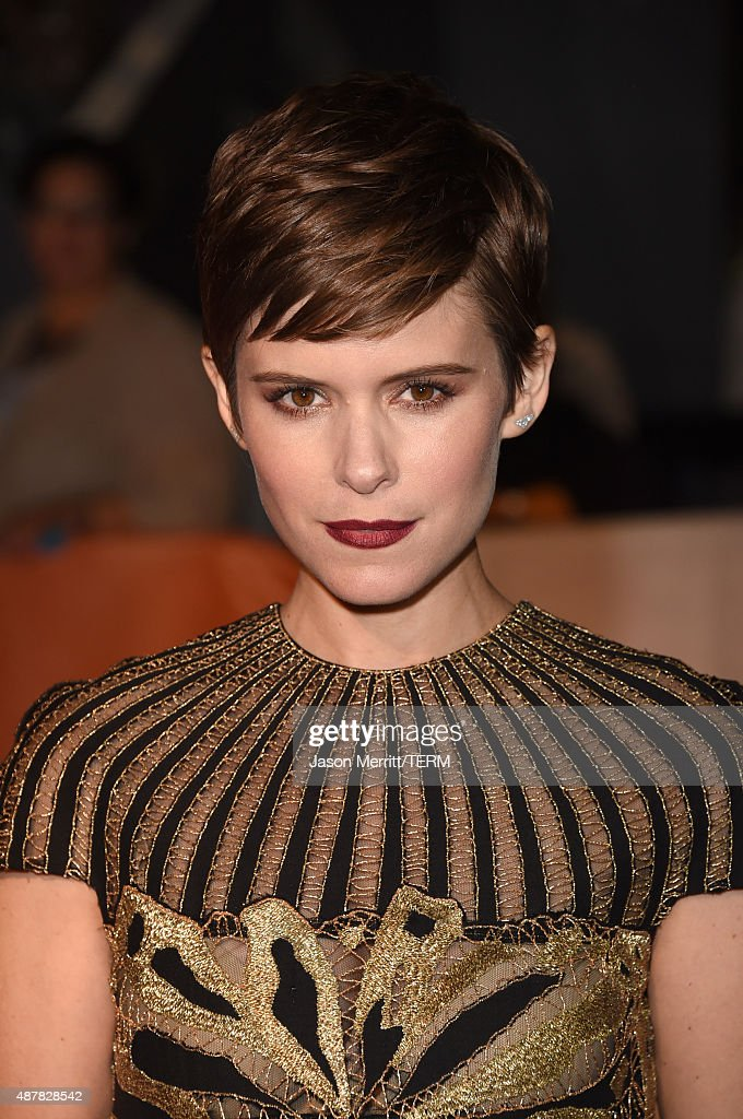 Actress Kate Mara attends 'The Martian' premiere during the 2015 Toronto International Film Festival at Roy Thomson Hall on September 11, 2015 in Toronto, Canada.