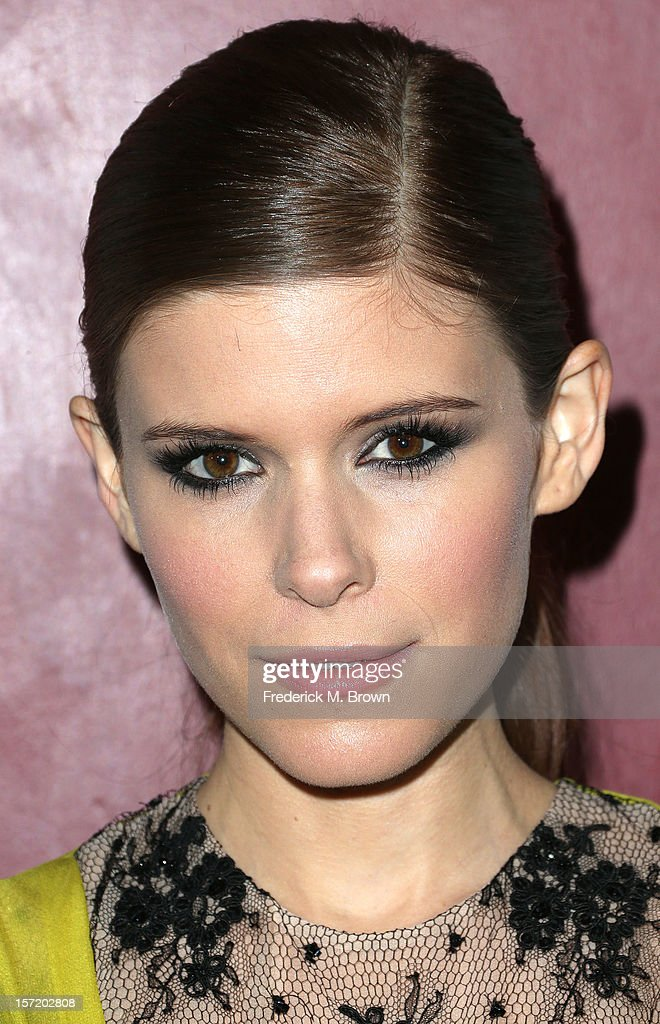 Actress Kate Mara attends the premiere of Magnolia Pictures' 'Deadfall' at the ArcLight Cinemas on November 29, 2012 in Hollywood, California.
