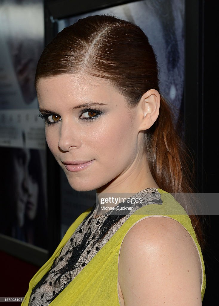 Actress Kate Mara attends the premiere of Magnolia Pictures' 'Deadfall' at the at the ArcLight Cinemas on November 29, 2012 in Hollywood, California.