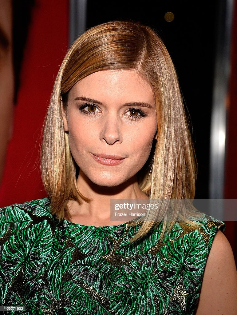 Actress Kate Mara attends the premiere of Warner Bros. Pictures 'Her' at DGA Theater on December 12, 2013 in Los Angeles, California.