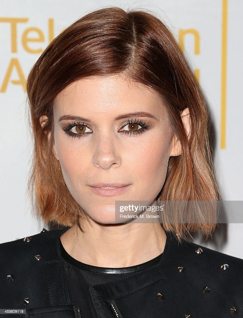 Actress <a gi-track='captionPersonalityLinkClicked' href=/galleries/search?phrase=Kate+Mara&family=editorial&specificpeople=544680 ng-click='$event.stopPropagation()'>Kate Mara</a> attends the Television Academy's Casting Directors Peer Group Celebrates The 66th Emmy Awards Outstanding Casting Nominees at Tanzy on August 14, 2014 in Los Angeles, California.