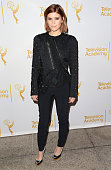 Actress Kate Mara attends the Television Academy's Casting Directors Peer Group Celebrates The 66th Emmy Awards Outstanding Casting Nominees at Tanzy...