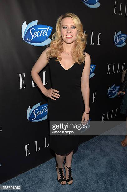 Actress Kate McKinnon attends the Women In Comedy event with July cover stars Leslie Jones Melissa McCarthy Kate McKinnon and Kristen Wiig hosted by...