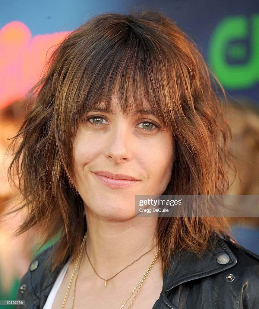Actress Kate Moennig arrives at the 2014 Television Critics Association Summer Press Tour - CBS, CW And Showtime Party at Pacific Design Center on July 17, 2014 in West Hollywood, California.