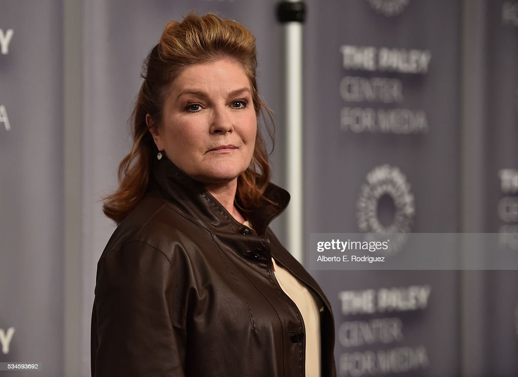 Actress Kate Mulgrew attends PaleyLive