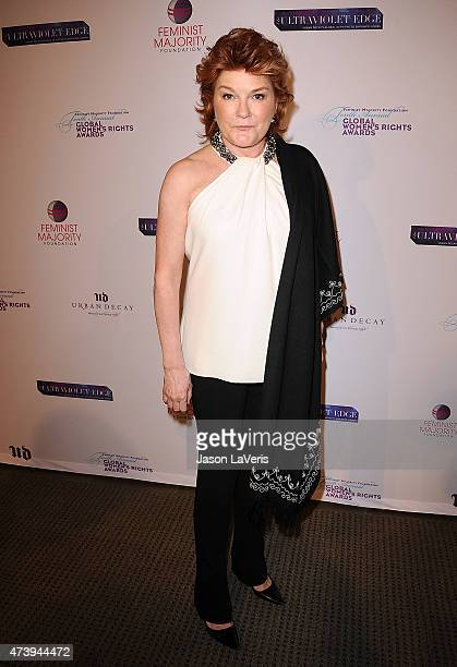 Actress Kate Mulgrew attends the 10th annual Global Women's Rights Awards at Pacific Design Center on May 18 2015 in West Hollywood California
