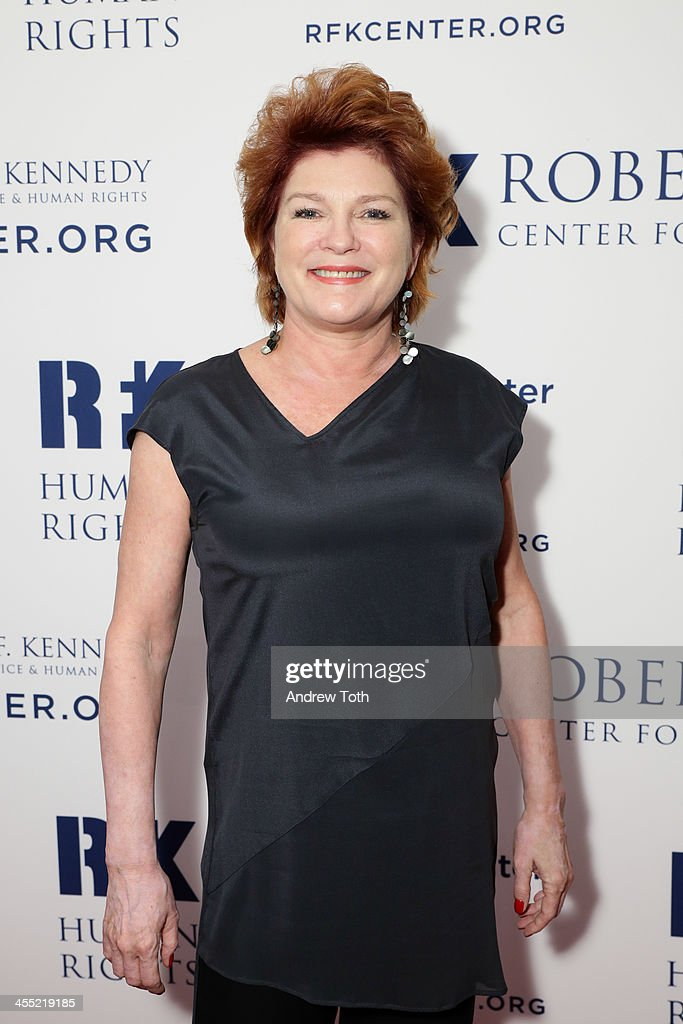 Actress <a gi-track='captionPersonalityLinkClicked' href=/galleries/search?phrase=Kate+Mulgrew&family=editorial&specificpeople=233496 ng-click='$event.stopPropagation()'>Kate Mulgrew</a> attends the 2013 Ripple of Hope Awards Dinner at New York Hilton on December 11, 2013 in New York City.