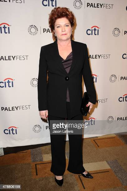 Actress Kate Mulgrew attends the 'Orange Is The New Black' event at the 2014 PaleyFest at Dolby Theatre on March 14 2014 in Hollywood California