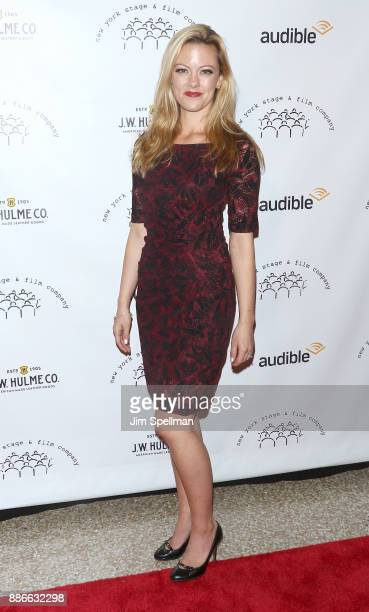 Actress Kate Rockwell attends the 2017 New York Stage and Film Winter Gala at Pier Sixty at Chelsea Piers on December 5 2017 in New York City