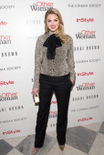 Actress Kate Upton attends The Cinema Society Bobbi Brown with InStyle screening of 'The Other Woman' at The Paley Center for Media on April 24 2014...