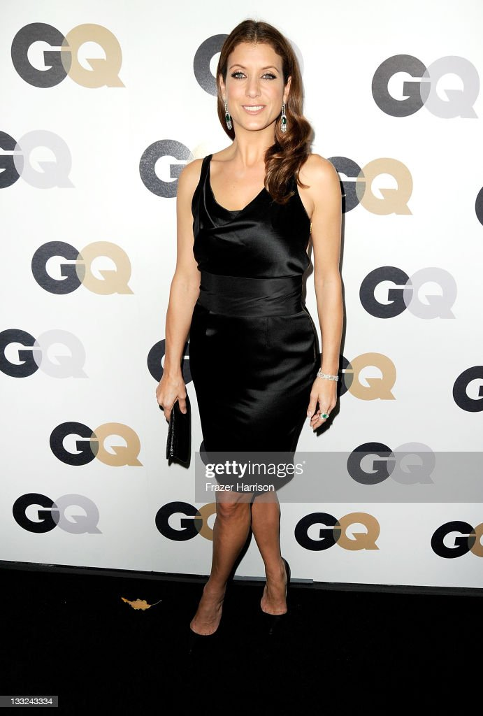 Actress Kate Walsh arrives at the 16th Annual GQ 'Men Of The Year' Party at Chateau Marmont on November 17, 2011 in Los Angeles, California.