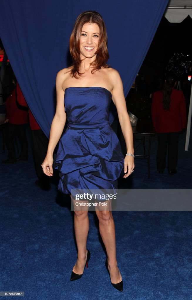 Actress Kate Walsh arrives at the 2011 People's Choice Awards at Nokia Theatre L.A. Live on January 5, 2011 in Los Angeles, California.