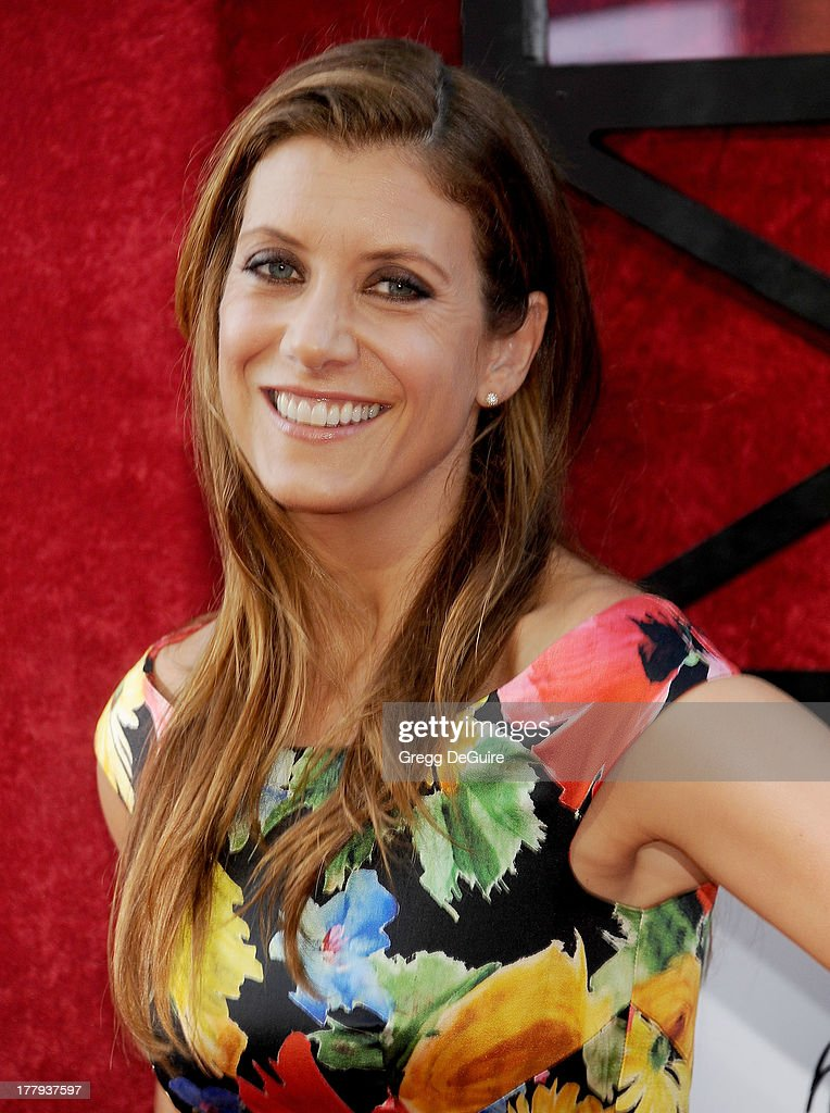 Actress Kate Walsh arrives at the Comedy Central Roast of James Franco at Culver Studios on August 25, 2013 in Culver City, California.