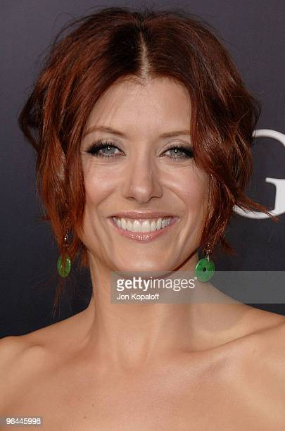 Actress Kate Walsh arrives at the Los Angeles Premiere 'Legion' at ArcLight Cinemas Cinerama Dome on January 21 2010 in Hollywood California