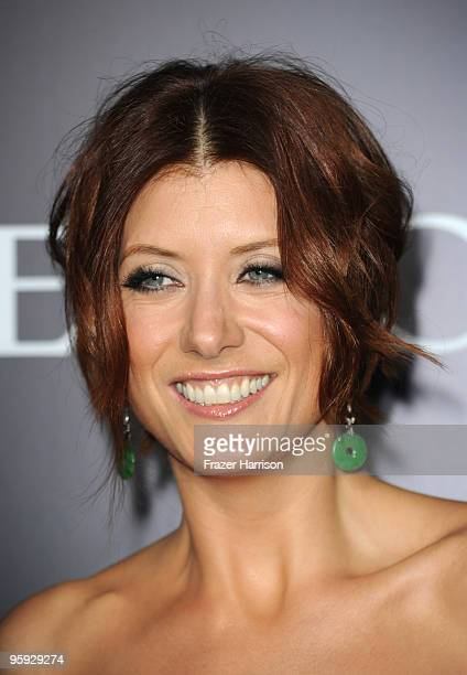Actress Kate Walsh arrives at the premiere Of Screen Gems' 'Legion' at the Arclight Hollywood at Cinerama Dome on January 21 2010 in Los Angeles...