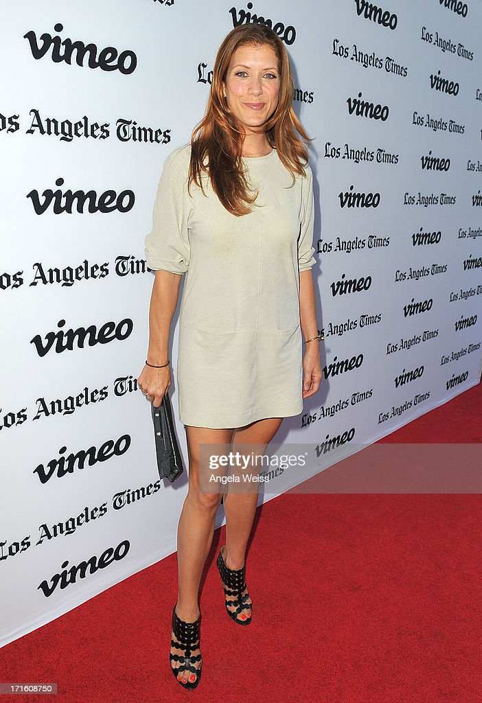 Actress Kate Walsh arrives at the premiere of 'Some Girl(s)' at Laemmle NoHo 7 on June 26, 2013 in North Hollywood, California.