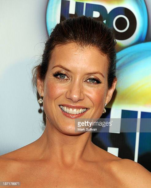 Actress Kate Walsh arrives for HBO's 69th Annual Golden Globe after party at Circa 55 Restaurant on January 15 2012 in Los Angeles California