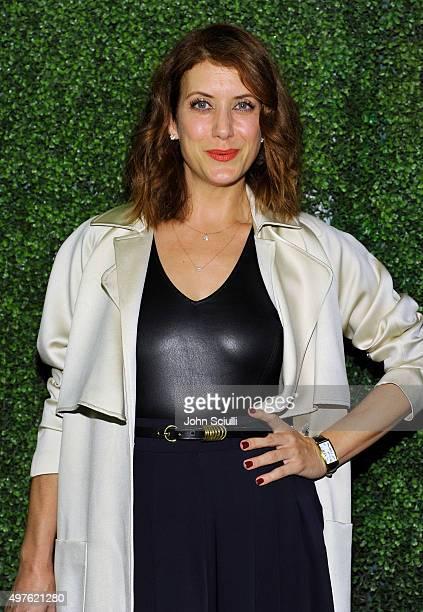 Actress Kate Walsh attends Domino X Nathan Turner at The Village at Westfield Topanga on November 17 2015 in Woodland Hills California