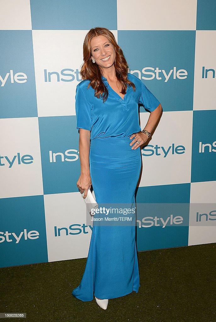 Actress Kate Walsh attends the 11th annual InStyle summer soiree held at The London Hotel on August 8, 2012 in West Hollywood, California.