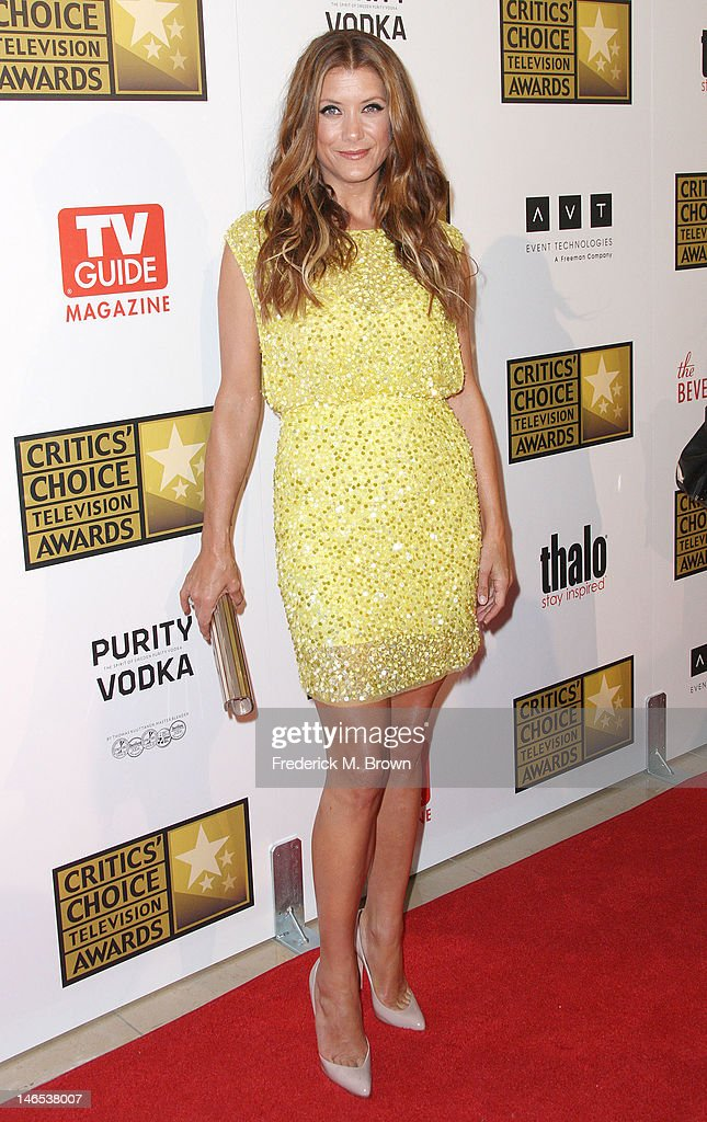 Actress Kate Walsh attends the Broadcast Television Journalists Association Second Annual Critics' Choice Awards at The Beverly Hilton Hotel on June 18, 2012 in Beverly Hills, California.