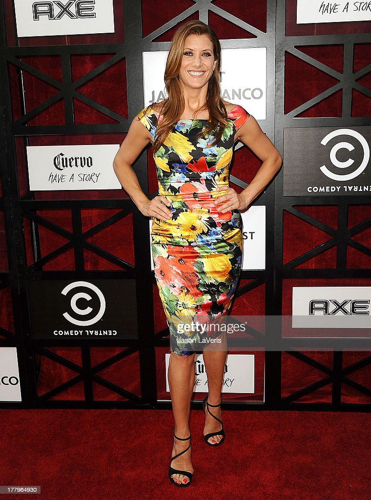 Actress Kate Walsh attends the Comedy Central Roast of James Franco at Culver Studios on August 25, 2013 in Culver City, California.
