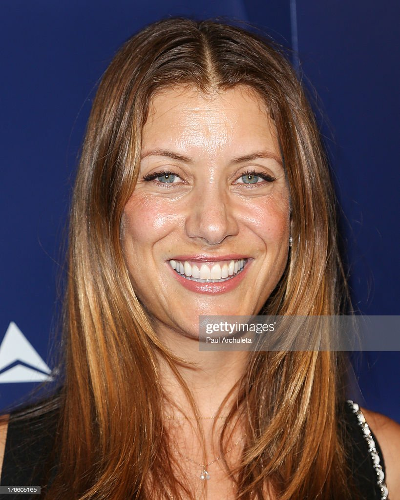 Actress Kate Walsh attends the Delta Air Lines summer celebration In Beverly Hills on August 15, 2013 in Beverly Hills, California.