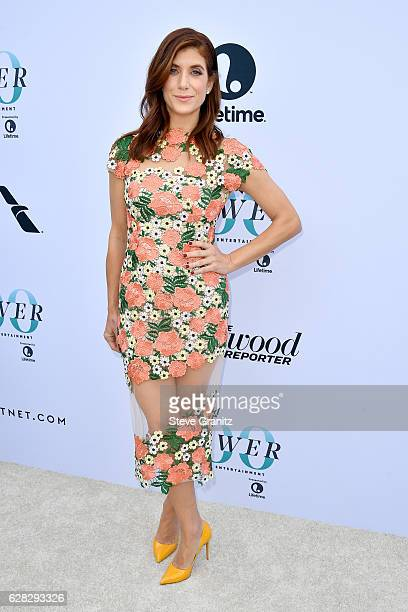 Actress Kate Walsh attends The Hollywood Reporter's 25th Annual Women in Entertainment Breakfast at Milk Studios on December 7 2016 in Hollywood...
