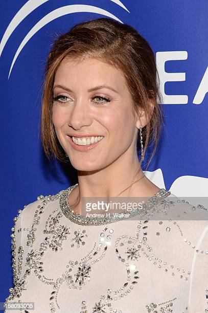 Actress Kate Walsh attends the Inaugural Oceana Ball hosted by Christie's at Christie's on April 8 2013 in New York City