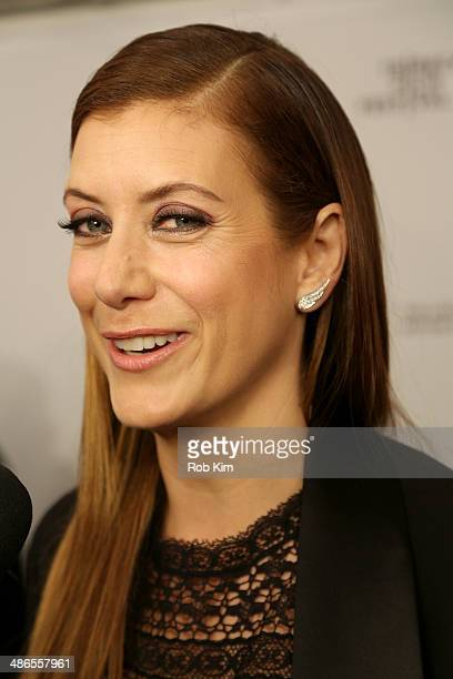 Actress Kate Walsh attends the 'Just Before I Go' Premiere during the 2014 Tribeca Film Festival at the SVA Theater on April 24 2014 in New York City
