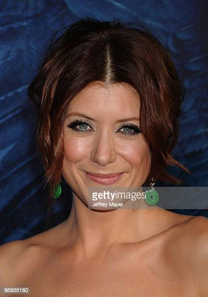 Actress Kate Walsh attends the 'Legion' Los Angeles Premiere at ArcLight Cinemas Cinerama Dome on January 21 2010 in Hollywood California