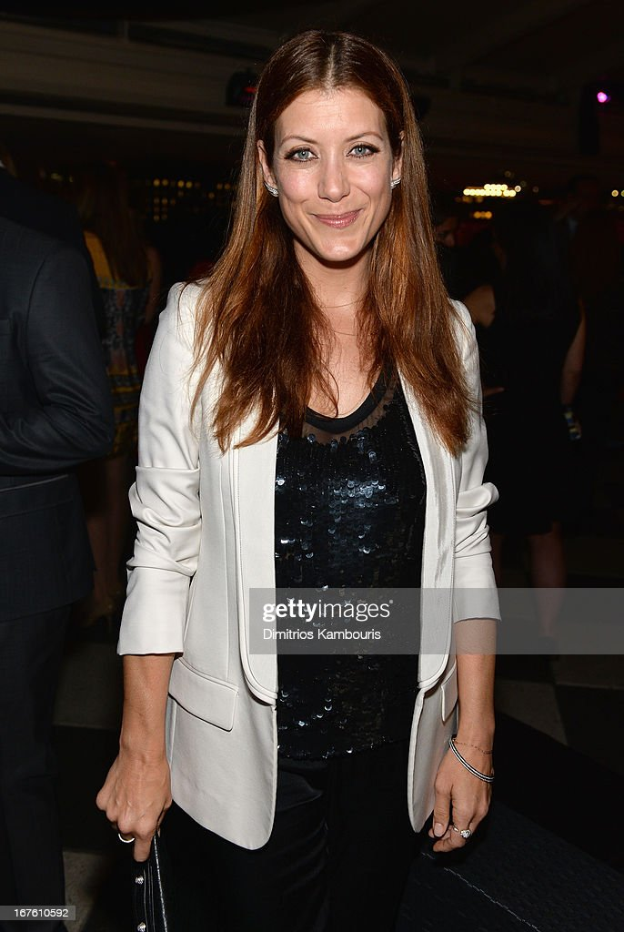 Actress Kate Walsh attends The New Yorker's David Remnick Hosts White House Correspondents' Dinner Weekend Pre-Party at W Hotel Rooftop on April 26, 2013 in Washington, DC.