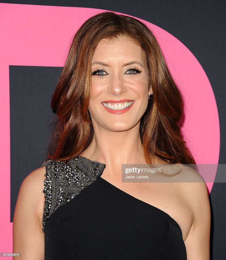 Actress Kate Walsh attends the premiere of 'Girls Trip' at Regal LA Live Stadium 14 on July 13, 2017 in Los Angeles, California.