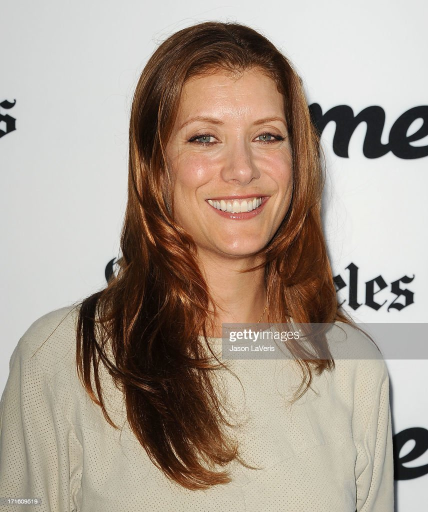 Actress Kate Walsh attends the premiere of 'Some Girl' at Laemmle NoHo 7 on June 26 2013 in North Hollywood California