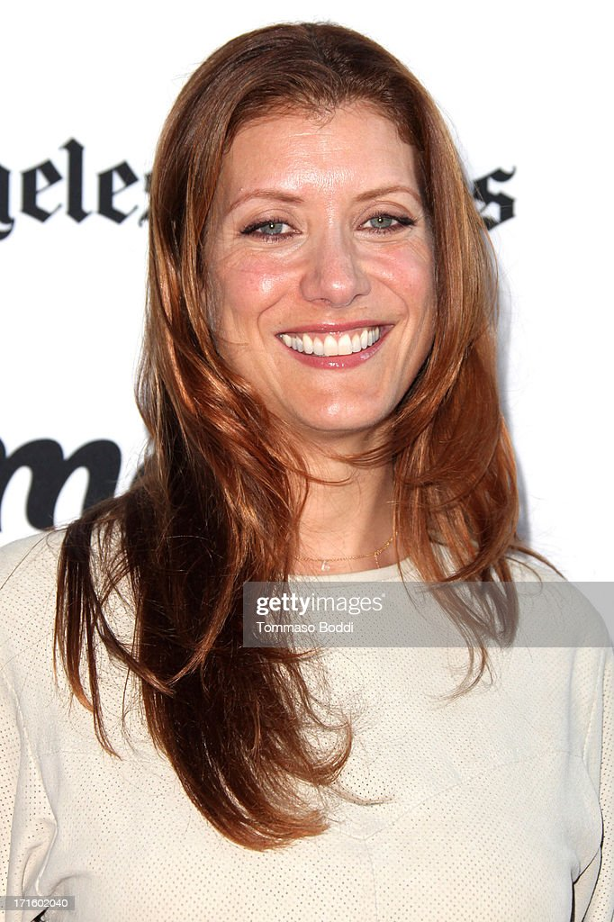 Actress Kate Walsh attends the 'Some Girl' Los Angeles premiere held at Laemmle NoHo 7 on June 26 2013 in North Hollywood California