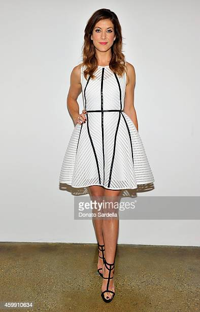 Actress Kate Walsh attends Vanity Fair and Fidelity Empowering Conversations at Milk Studios on December 3 2014 in Los Angeles California